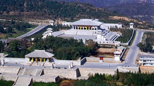 黄帝陵规划设计